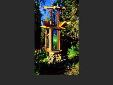Outhouse Totem Turd 1994_Finished Architecture_4 -2